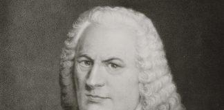 Portrét Johanna Sebastiana Bacha