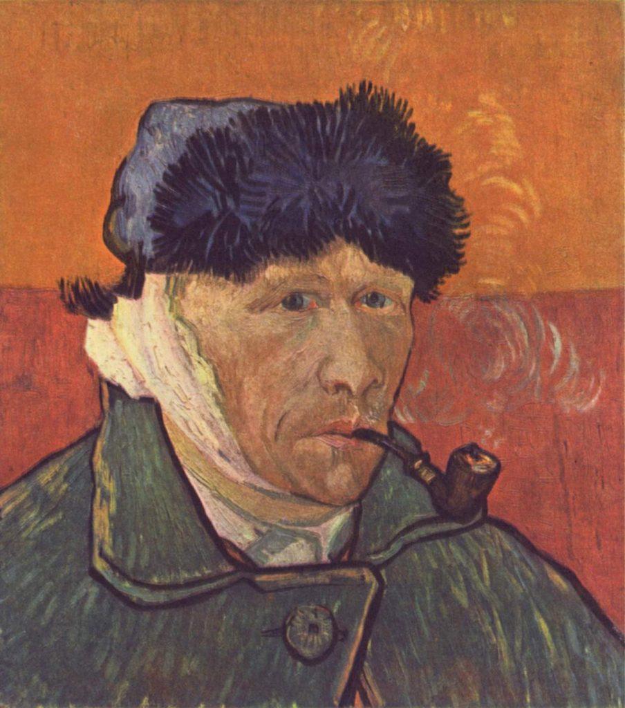Autoportrét Vincenta van Gogha